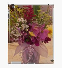 Flowers For Ruby iPad Case/Skin