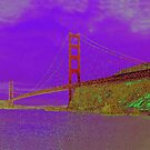 Golden Gate by Holly Werner