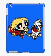 Super Pet Friends iPad Case/Skin