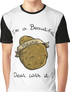 Beautiful Potato ! Graphic T-Shirt