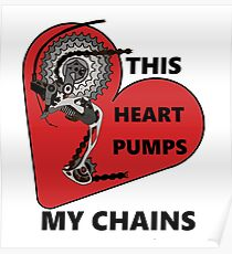 Pump My Chains Poster