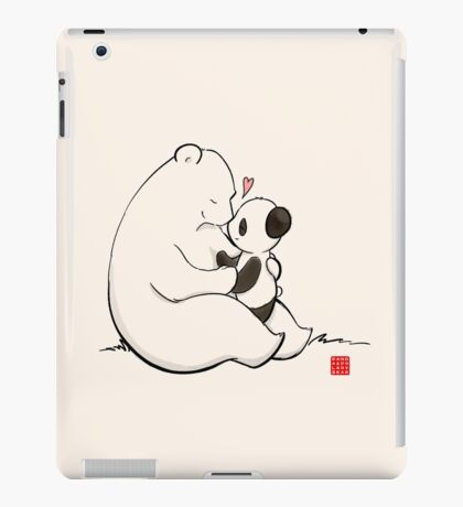Close To Your Heart iPad Case/Skin