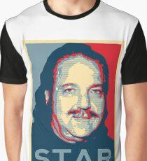 Ron Jeremy Hope? Pornstar Graphic T-Shirt