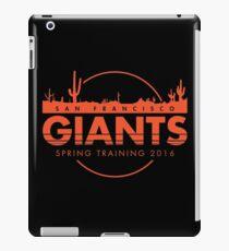 San Francisco Spring Training  iPad Case/Skin