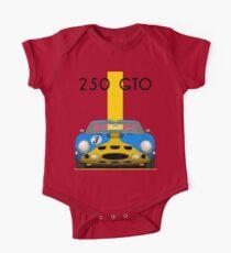 Ferrari 250 GTO One Piece - Short Sleeve