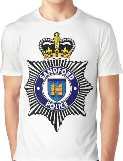 Sandford Police Graphic T-Shirt