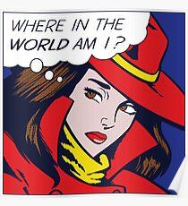 Pop Sandiego Poster