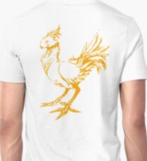 Gold chocobo T-Shirt