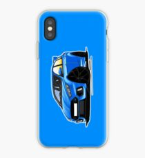 Ford Focus (Mk3) RS Blue iPhone Case