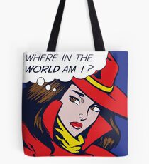 Pop Sandiego Tote Bag