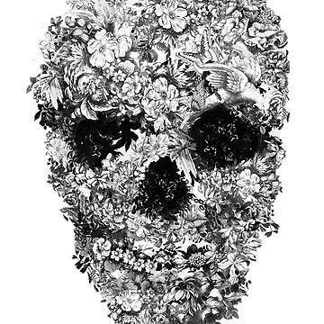 Rose-Skull by MyriahAbela555