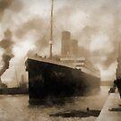 Titanic the Ship of Dreams by David Carton