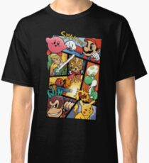 Dairanto Smash Bros Classic T-Shirt