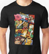 Dairanto Smash Bros Unisex T-Shirt