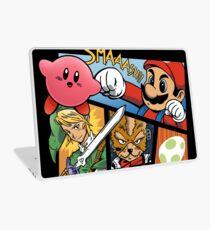 Dairanto Smash Bros Laptop Skin