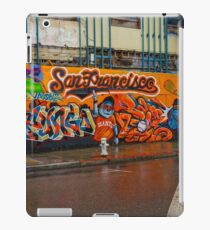 SF 2012 World Series Champs iPad Case/Skin