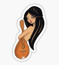 El Bandolon Sticker
