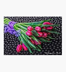 Spring Bouquet Photographic Print