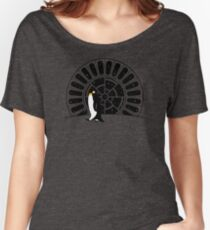 The Emperor (Penguin) Women's Relaxed Fit T-Shirt