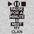 Meet my Clan by AlexKramer
