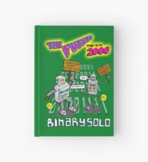 Flight of the Conchords - Binary Solo - Robots 2 Hardcover Journal