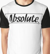 Absolute Thought Bubble Graphic T-Shirt