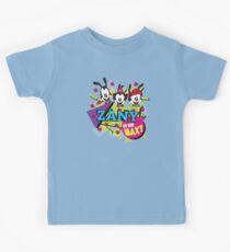 Zany zum MAX! Kinder T-Shirt
