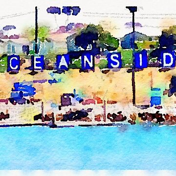 Welcome to Oceanside by vanhagen