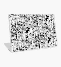 Haikyuu !! - Manga-Collage Laptop Folie