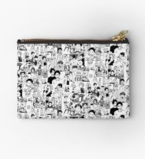 Haikyuu!! - Manga Collage Studio Pouch