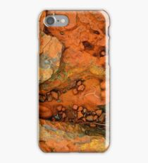 Geology  - Rock Form Brockman Iron Formation Western Australia iPhone Case/Skin