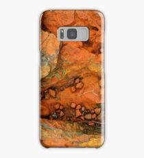 Geology  - Rock Form Brockman Iron Formation Western Australia Samsung Galaxy Case/Skin