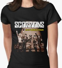 Scorpions 03 Women's Fitted T-Shirt