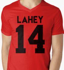 LAHEY Men's V-Neck T-Shirt