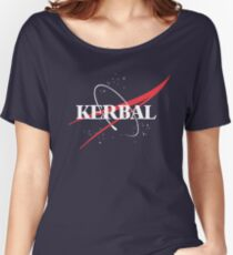 Kerbal Space Program Hoodie Women's Relaxed Fit T-Shirt