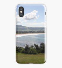 Werri Beach Panorama, NSW, Australia iPhone Case/Skin