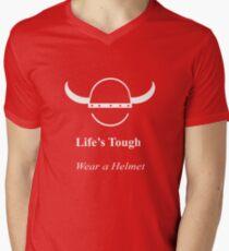 Life's Tough (white print) T-Shirt