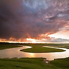 River cuckmere by willgudgeon
