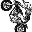 Women Who Ride - Yuck Fou by Amanda Zito