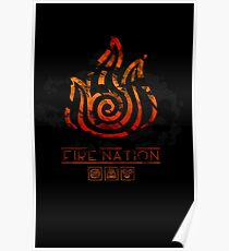 Fire nation Poster