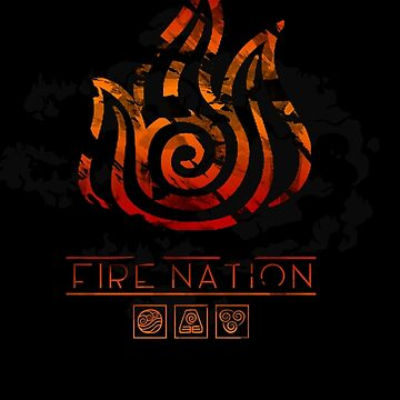 Fire nation by Zonsa