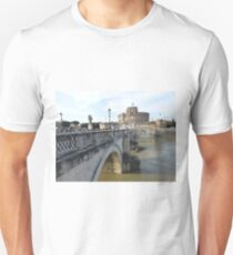 Castle St. Angelo in Rome, Italy T-Shirt