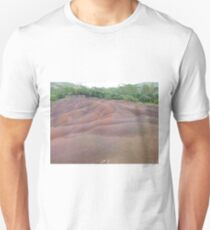 Amazing 7 Colours Land in Mauritius T-Shirt