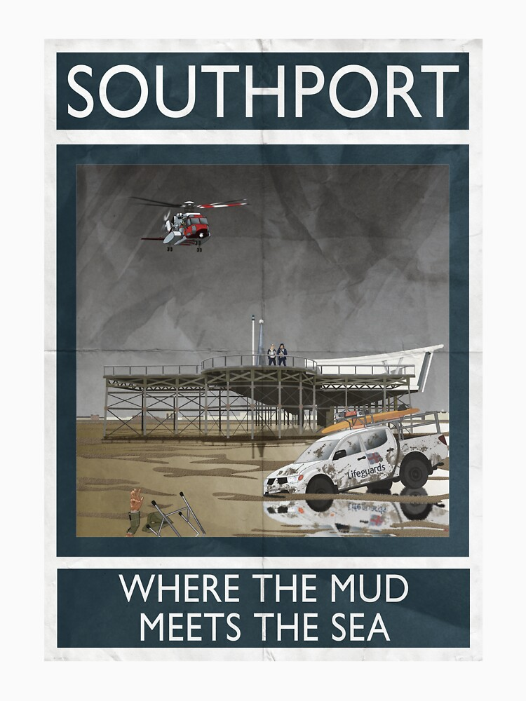 Southport - Where The Mud Meets The Sea by loudribs