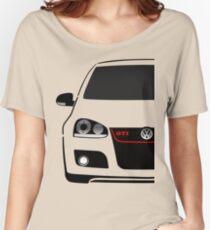 MK5 GTI Half Cut Women's Relaxed Fit T-Shirt