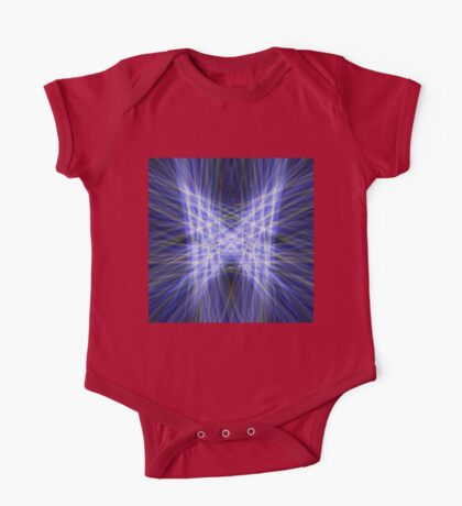 Laser Butterfly Kids Clothes