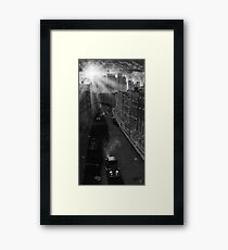 Zargis Sunrise Framed Print