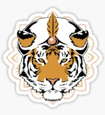 Sundarban Sultan Sticker