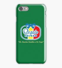 Regalo Helado iPhone Case/Skin