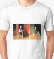 Bhaktapur Shopkeeps Unisex T-Shirt